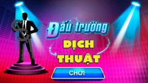 Thi dịch tiếng Anh