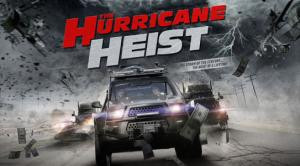 THE HURRICANE HEIST- 2018