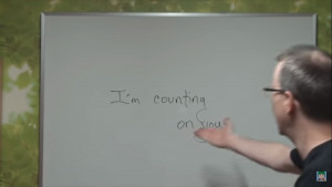 Easy English Expression 10 - I'm counting on you - Tôi tin ở bạn