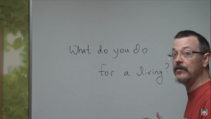 Easy English Expression 2 - What do you do for a living? - Bạn làm nghề gì?