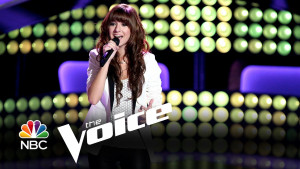 "Christina Grimmie Audition: ""Wrecking Ball"""