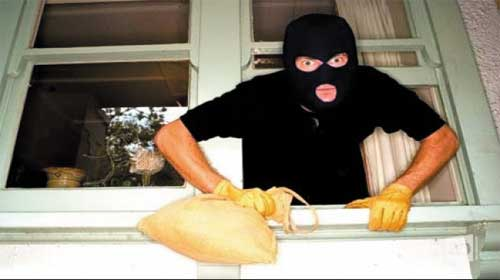 Làm gì khi bị trộm cắp