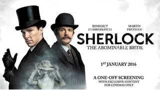 Thám Tử Sherlock: Cô Dâu Gớm Ghiếc - 2016