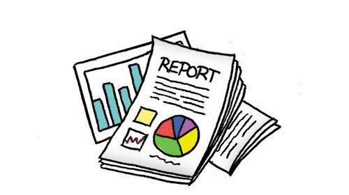 Cấu trúc bài báo cáo công việc bằng tiếng Anh.