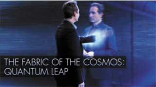 Kết cấu của vũ trụ: Bước nhảy lượng tử
