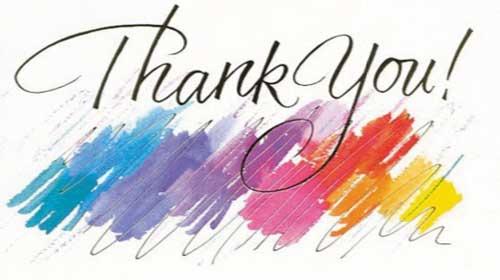 """Lời """"cảm ơn"""" trong tiếng Anh nói như thế nào ?"""