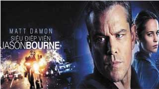 Siêu Điệp Viên Jason Bourne 2016