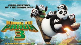 Kungfu Gấu Trúc 3 (2016)