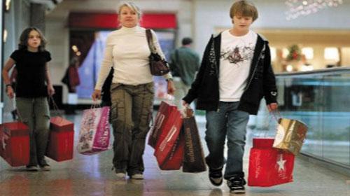 Mức chi sài của người tiêu dùng ở Mỹ tăng 0,4% vào tháng bảy - US consumer spending up 0.4% in July.