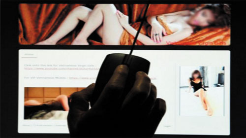 Trang web cung cấp trinh tiết phụ nữ Việt Nam để bán tại Singapore - Website offers Vietnamese women's virginity for sale in Singapore