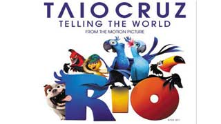 Telling The World - Taio Cruz