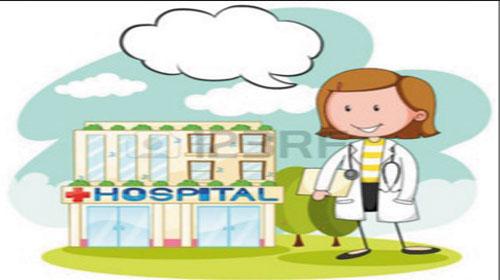Bệnh viện và các phòng ban