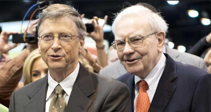 Lĩnh vực mà Warren Buffett, Bill Gates và Jack Ma đang đánh cược lớn - Warren Buffett, Bill Gates and Jack Ma are betting big on this sector