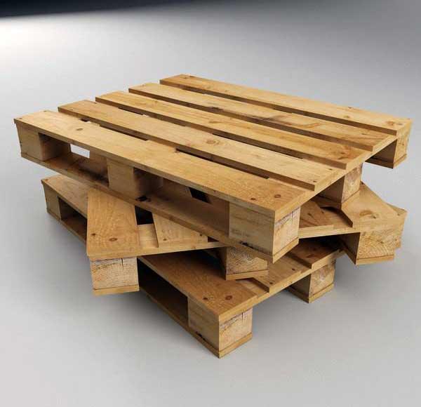 Pallet gỗ dùng để làm nội thất