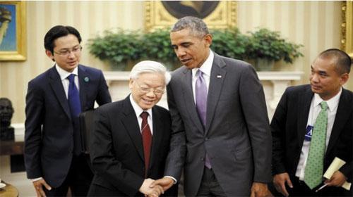 Obama to visit Vietnam next weekend - Tổng thông Obama sẽ viếng thăm Viêt Nam vào cuối tuần tới