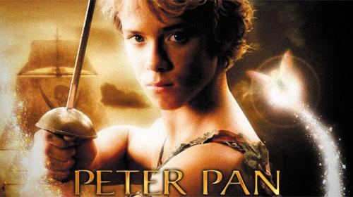 Cậu Bé Peter Pan