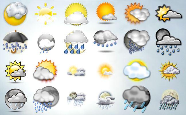 Kết quả hình ảnh cho thời tiết