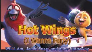 Hot Wings (I Wanna Party)