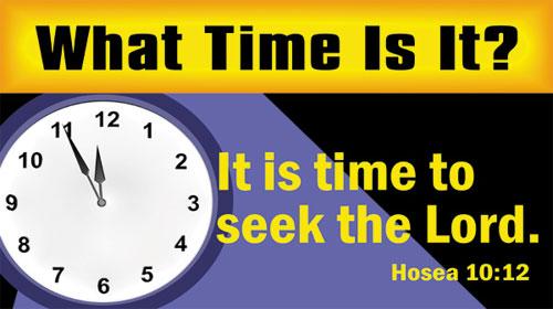 """Các câu giả định với """"It is time"""""""