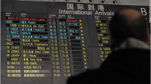 Cổ phiếu Malaysia Airlines giảm 18% sau vụ mất tích chiếc máy bay - Malaysia Airlines shares fall 18% after jet disappearance