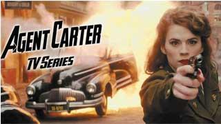 Đặc vụ Carter - Phần 1