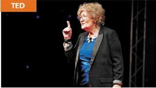TED - Patricia Ryan : Đừng khăng khăng đòi tiếng Anh