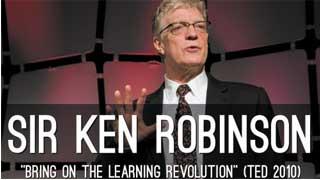 TED - Ken Robinson: Hãy mang lại cuộc cách mạng giáo dục.