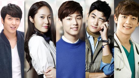 Nhạc phim Hàn Quốc hay nhất