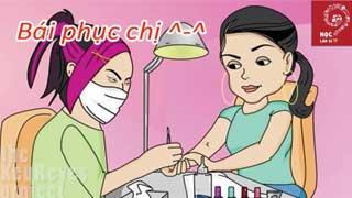 Việt kiều nói tiếng Anh kiểu Vietlist