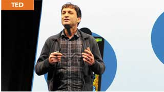 TED - Ron Gutman: Sức mạnh tiềm ẩn của nụ cười