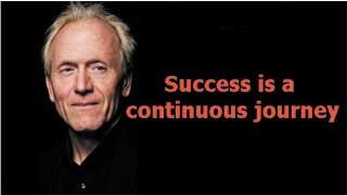 """TED - Richard St. John: """"Thành công là một hành trình liên tục"""""""