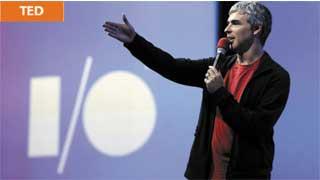 TED - Tương lai và Google