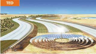 TED-Michael Pawlyn:  Ứng dụng tài năng của thiên nhiên vào kiến trúc