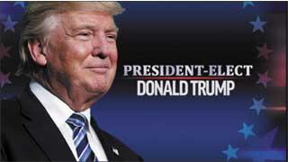 Bài phát biểu thắng cử của tân tổng thống Donald Trump