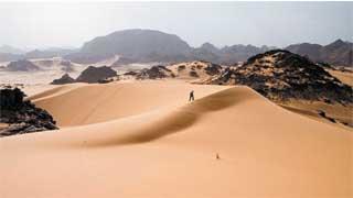 Tại Sao Sa Mạc Xuất Hiện?