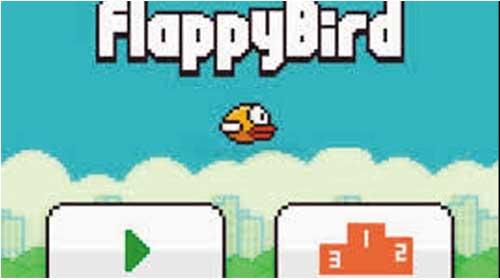 Gỡ bỏ bộ game chú chim trên không trung - Flappy Bird is flapping its wings no more