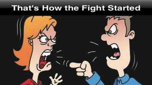 Làm thế nào lại sinh ra cãi nhau - How the fight started?