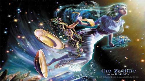 Mật ngữ 12 chòm sao: Thiên Bình