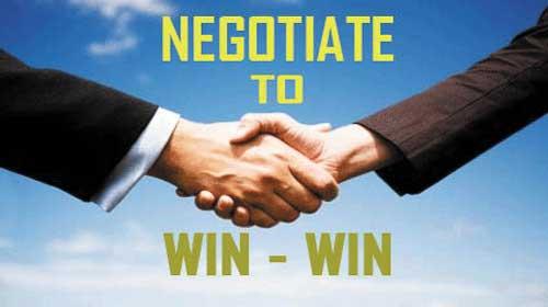 Nghệ thuật đàm phán - The Art of Negotiating