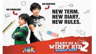 Nhật Kí của Nhóc 2: Những Qui Định của Rodrick