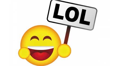 """Những cụm từ với """"Laugh"""""""