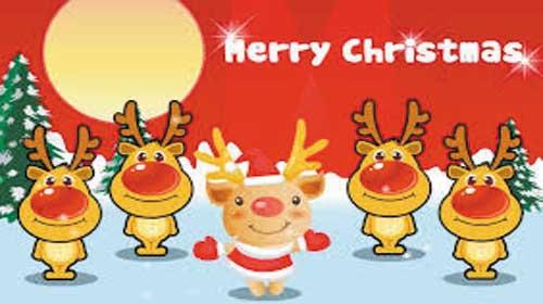 Những lời chúc Giáng sinh bằng tiếng Anh.