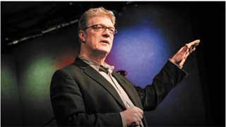TED - Sir Ken Robinson: Làm sao giúp giáo dục thoát khỏi Thung Lũng Chết