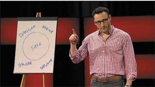 TED - Sinek Tại sao lãnh đạo giỏi khiến bạn thấy an toàn