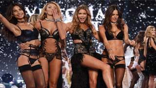 Thời Trang Nội Y Của Victoria's Secret 2015