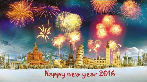 Tiếng Anh chủ đề: Năm mới.
