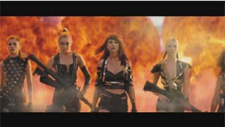 Bad Blood ft. Kendrick Lamar