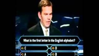 First Letter in English Alphabet