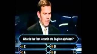 Từ đầu tiên trong bảng chữ cái tiếng Anh