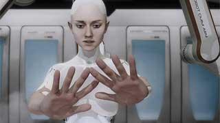 Cô người máy Kara